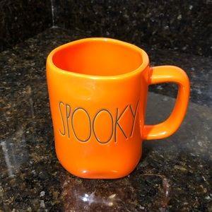Rae Dunn Spooky Halloween Mug 2020